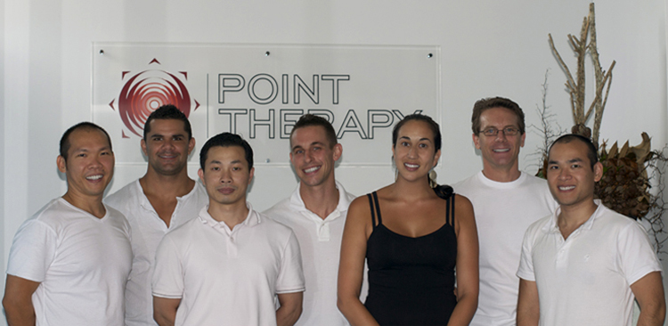 point therapy team